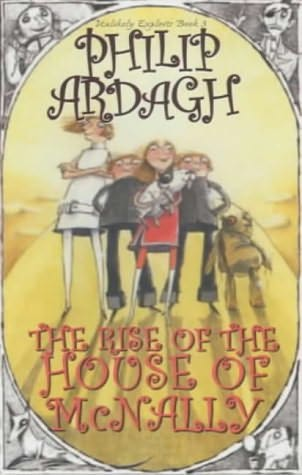book cover of The Rise of the House of McNally