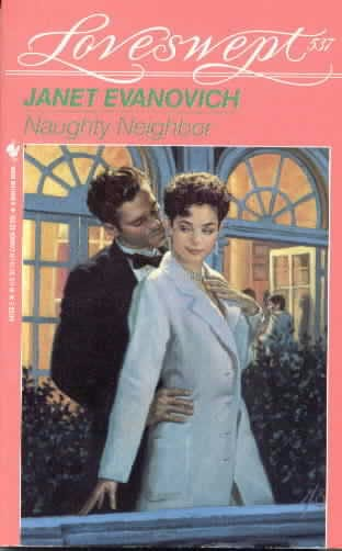 book cover of Naughty Neighbor