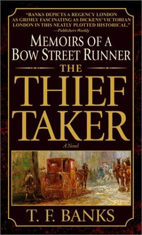 book cover of The Thief Taker