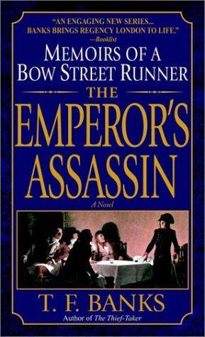 book cover of The Emperor\'s Assassin