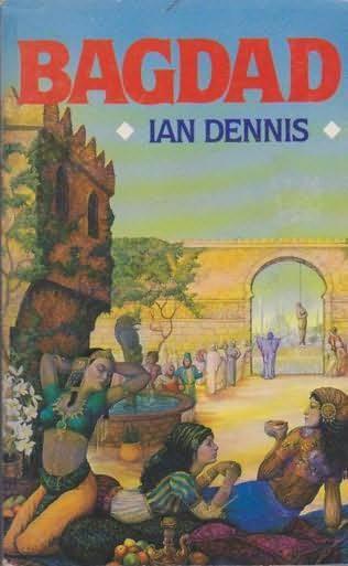 book cover of Bagdad