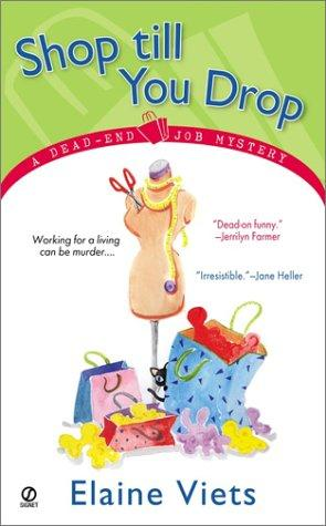 book cover of Shop Till You Drop