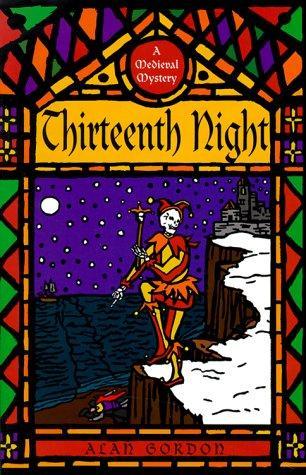 book cover of Thirteenth Night