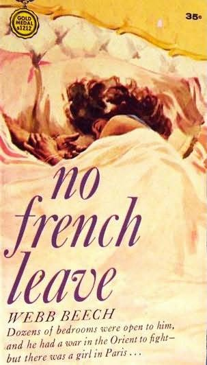book cover of No French Leave