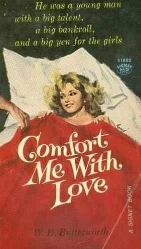 book cover of Comfort Me with Love