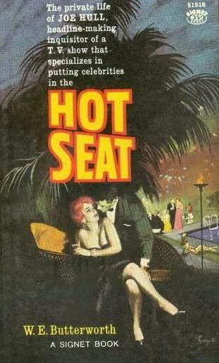 book cover of Hot Seat
