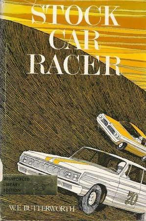 book cover of Stock Car Racer
