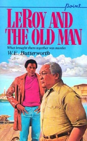 book cover of Leroy and the Old Man