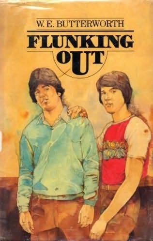book cover of Flunking Out