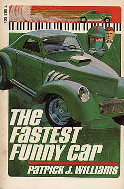book cover of Fastest Funny Car