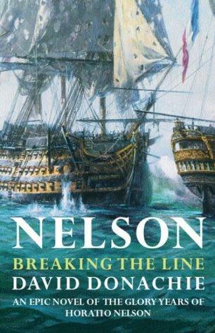 Breaking The Line - David Donachie