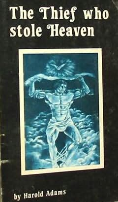 book cover of The Thief Who Stole Heaven