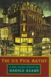 book cover of The Ice Pick Artist