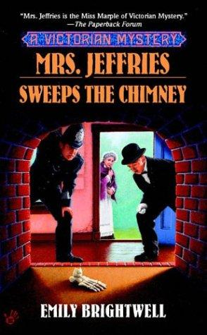 book cover of Mrs Jeffries Sweeps the Chimney