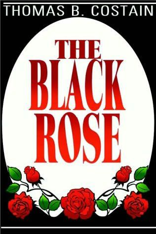 book cover of The Black Rose