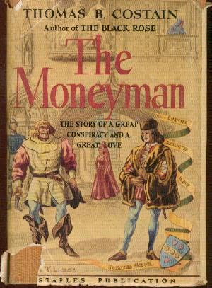book cover of The Moneyman
