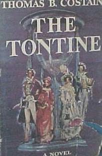 book cover of The Tontine