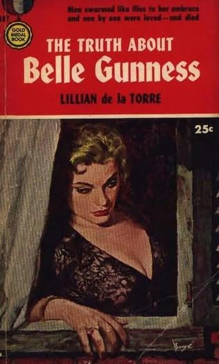 book cover of The Truth about Belle Gunness