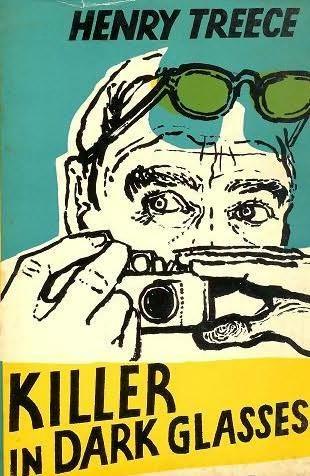 book cover of Killer in Dark Glasses