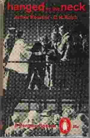 book cover of Hanged By the Neck