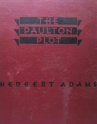 book cover of The Paulton Plot