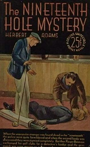 book cover of The Nineteenth Hole Mystery