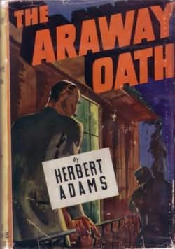 book cover of The Araway Oath