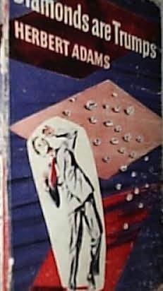 book cover of Diamonds Are Trumps