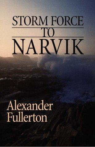 book cover of Storm Force to Narvik