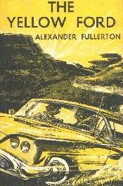 book cover of The Yellow Ford
