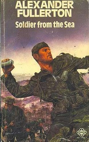 book cover of Soldier from the Sea