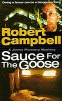 book cover of Sauce for the Goose