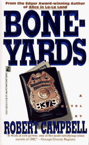 book cover of Boneyards