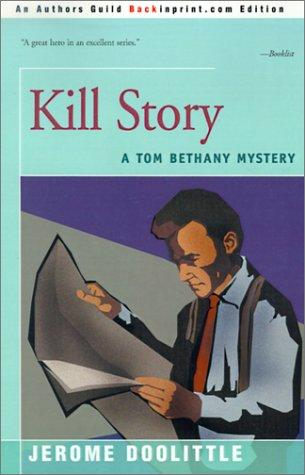 book cover of Kill Story