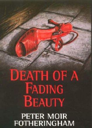book cover of Death of a Fading Beauty