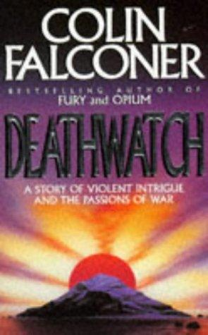 book cover of Deathwatch