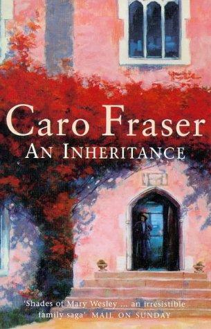 book cover of An Inheritance