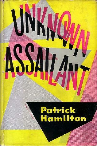 book cover of Unknown Assailant