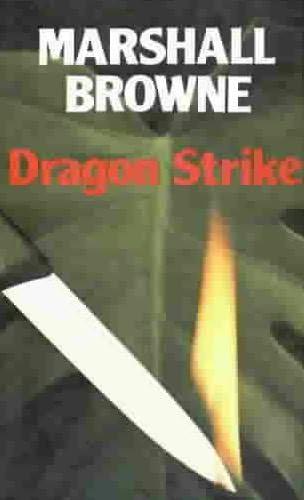 book cover of Dragon Strike