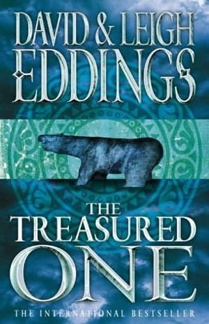 book cover of The Treasured One