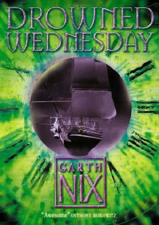 book cover of Drowned Wednesday