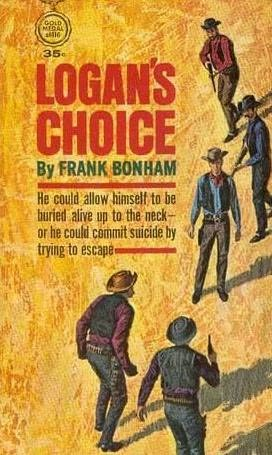 book cover of Logan\'s Choice
