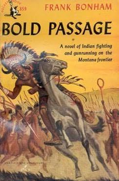 book cover of Bold Passage