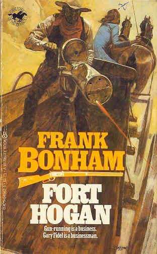 book cover of Fort Hogan
