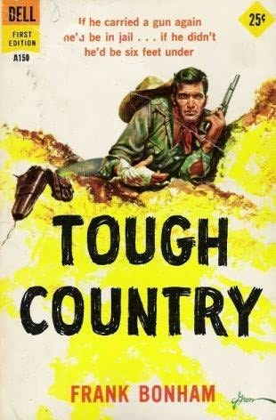 book cover of Tough Country