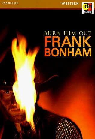 book cover of Burn Him Out