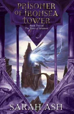 book cover of Prisoner of Ironsea Tower
