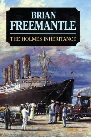 book cover of The Holmes Inheritance