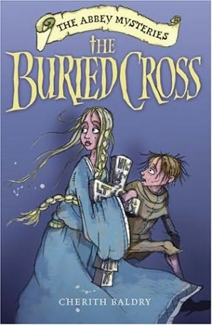 book cover of The Buried Cross