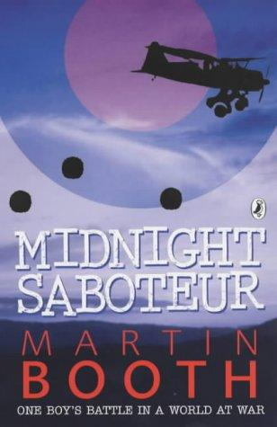 book cover of Midnight Saboteur